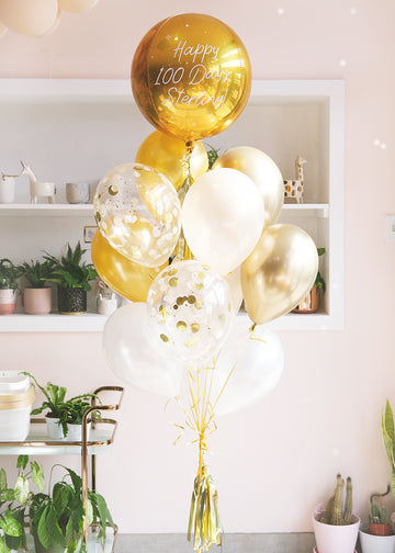 Sparkle Custom Balloongram