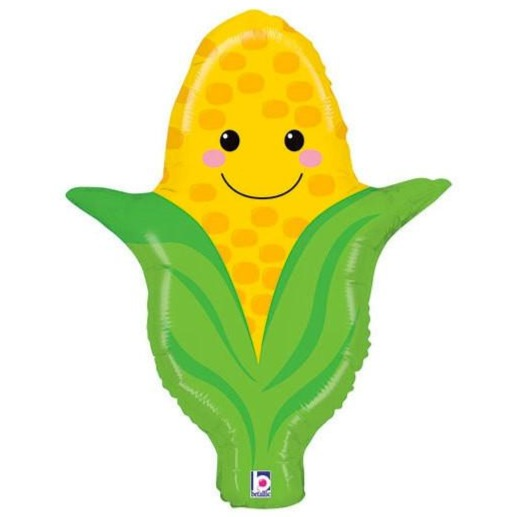 yellow corn cob balloon