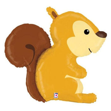 Squirrel Mylar Balloon