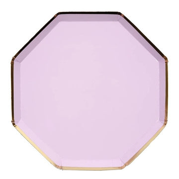 Lilac Side Plates