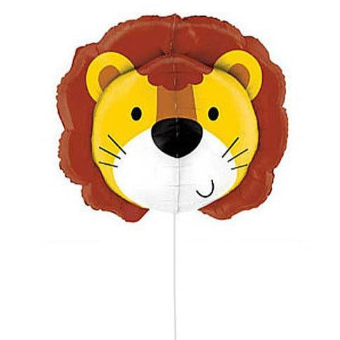 lion head balloon