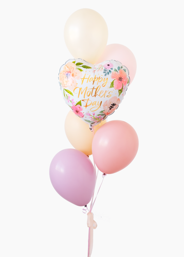Mother's Day Mini Balloon Bouquet