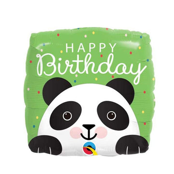 Panda Birthday Small Balloon