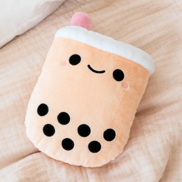 boba milk tea plush