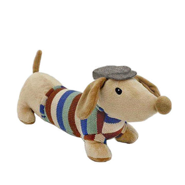 Dachshund dog plush