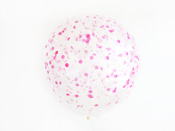 Big Confetti Balloon