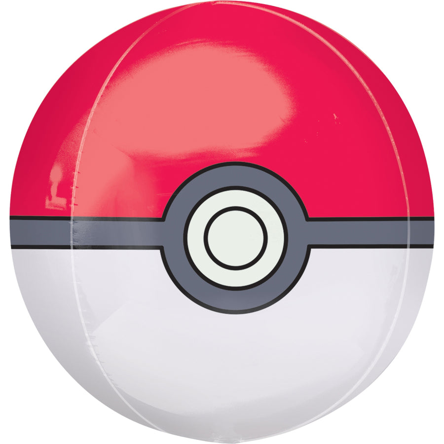 pokeball balloon