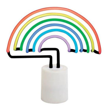 Rainbow Neon Light - Large
