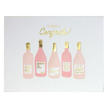 Rose Congrats Card