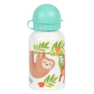 sloth reusable water bottle