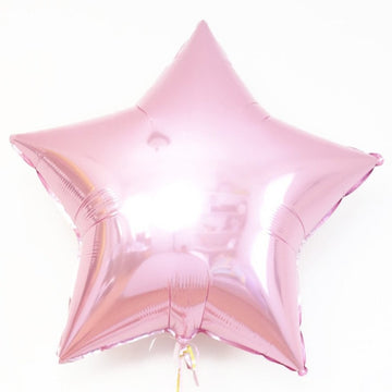 Jumbo Pink Star Balloon
