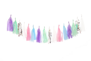 Mermaid Tassel Garland