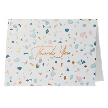 Thank You Terrazzo Boxed Set - 6 Cards