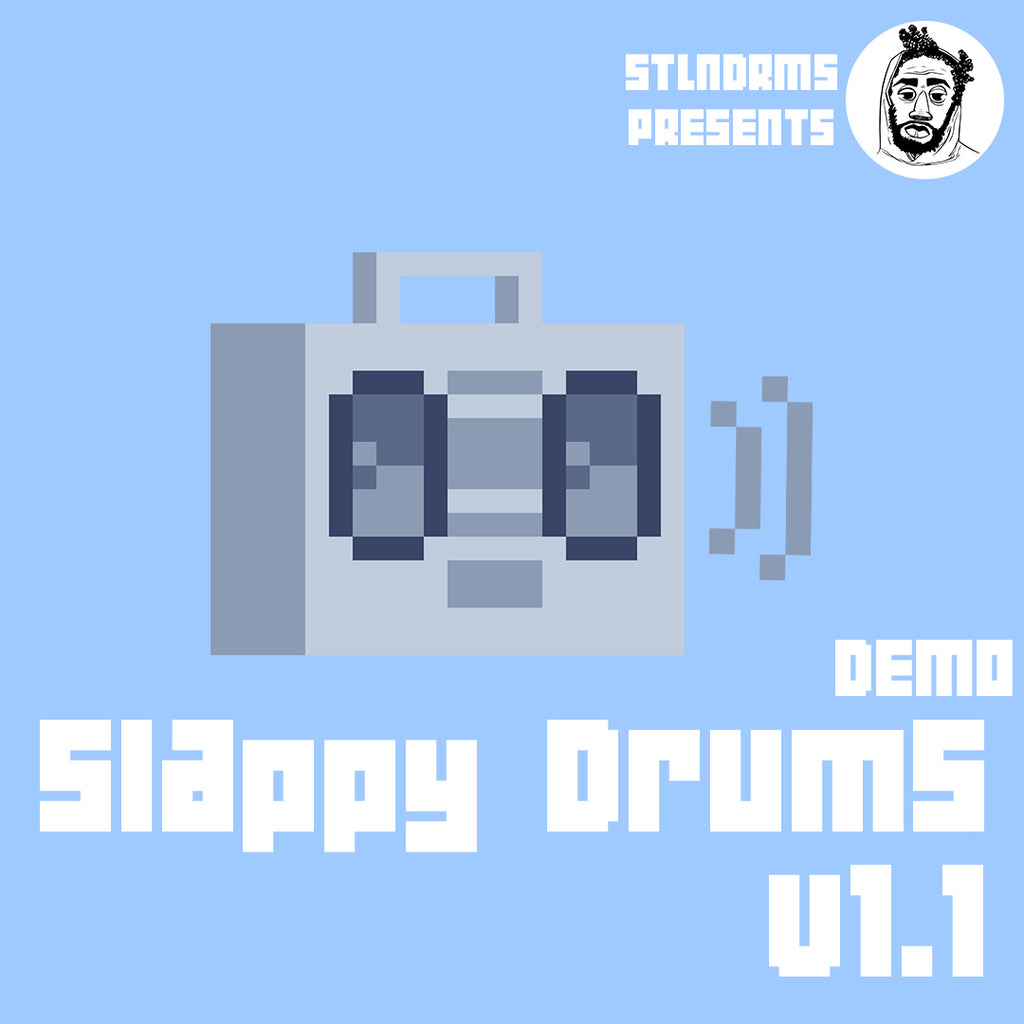 Slappy drums Melodics demo