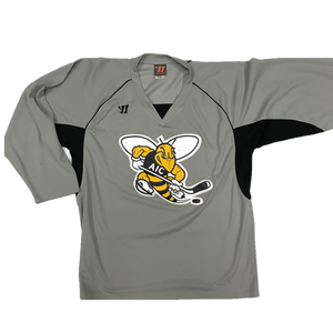 Pro Used Practice Jersey - AIC Yellow Jackets (Grey)