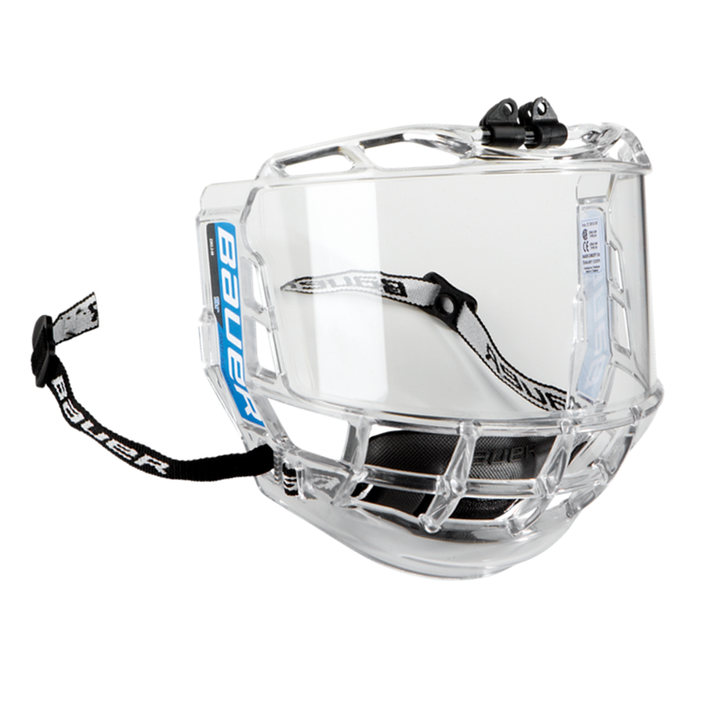 Bauer Concept 3 Full Face Shield Visor
