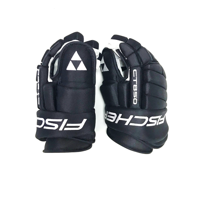 Fischer Pro Hockey Glove - Black