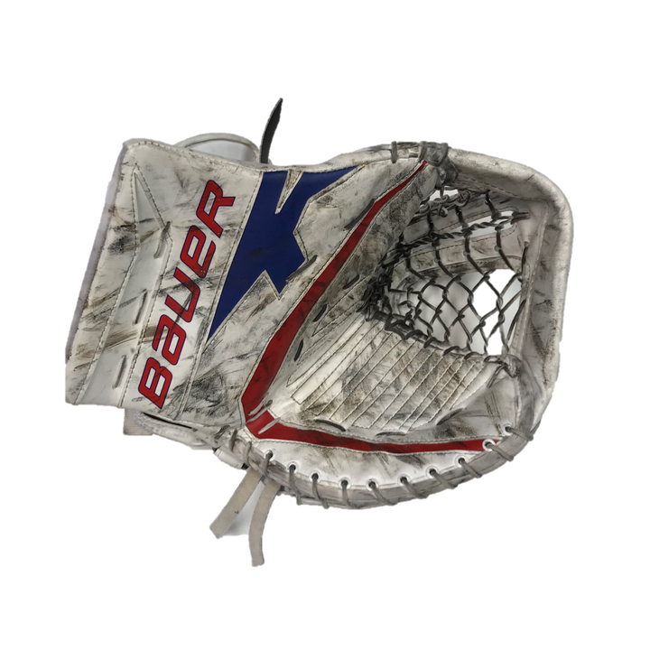 Bauer Supreme One100 - Used Pro Stock Senior Goalie (Glove)