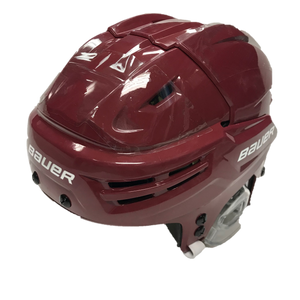 Bauer Re-Akt - Pro Stock Senior Hockey Helmet - Maroon