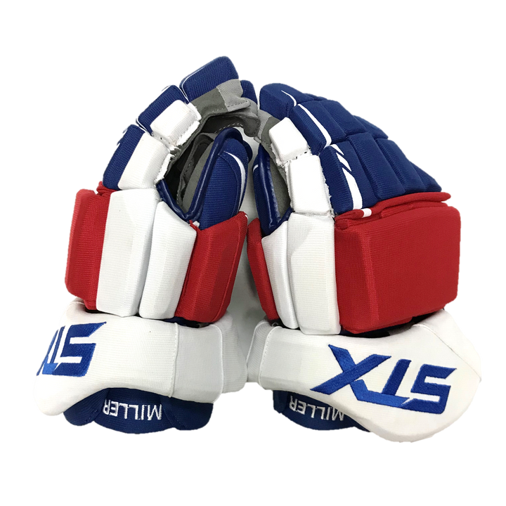 STX Surgeon - Pro Stock Glove - New York Rangers