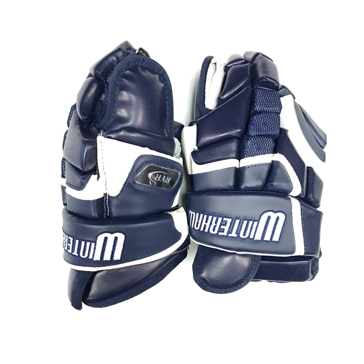RYR Pro Stock Glove - Winterhawks (Blue)