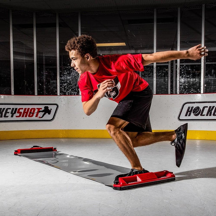 Hockey Training Slide Board