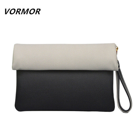 2016 brand new women leather handbag fashion evening bags for female bolso valentine clutch bag