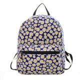 2016 New Woman Backpack Hot Sale Canvas School Bag Printing Lightweight School Backpacks Fashion Women's Bags