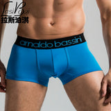 Men's Boxers Shorts Swim Solid Color Sexy Underwear