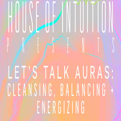 House of Intuition Aura Workshop at Urban Outfitters
