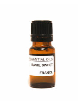 Basil Essential Oil, Available in the Shop