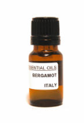 Bergamot Essential Oil, Available in the Shop