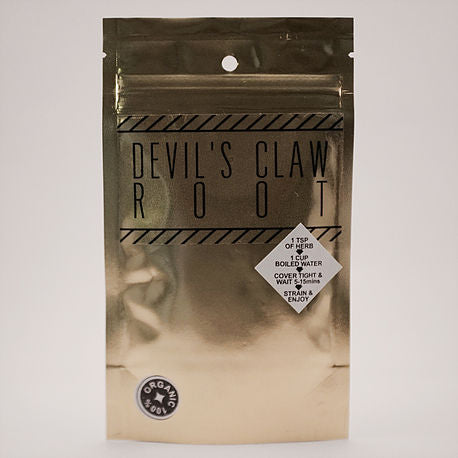 Devil's Claw Root for Cleansing
