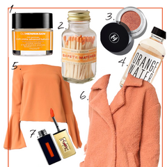 HOI Orange Water Featured on Cupcakes and Cashmere