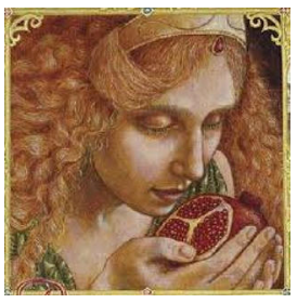 High Priestess Pomegranate