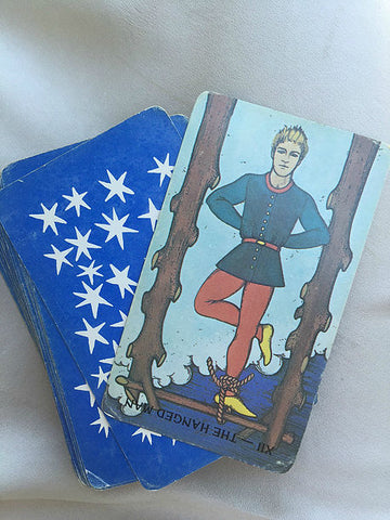Tarot Card of The Week: The Hanged Man Reverse