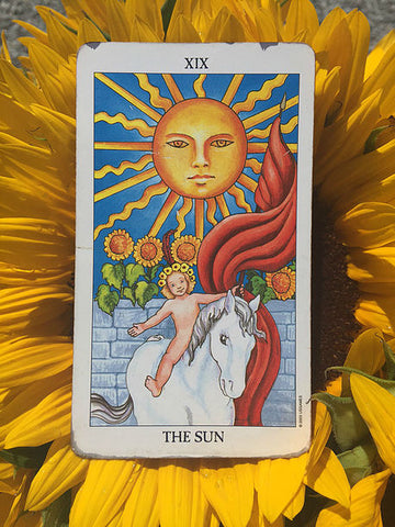 Tarot Card Of The Week: The Sun
