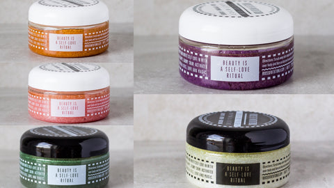 Crystal Body Polish by House of Intuition