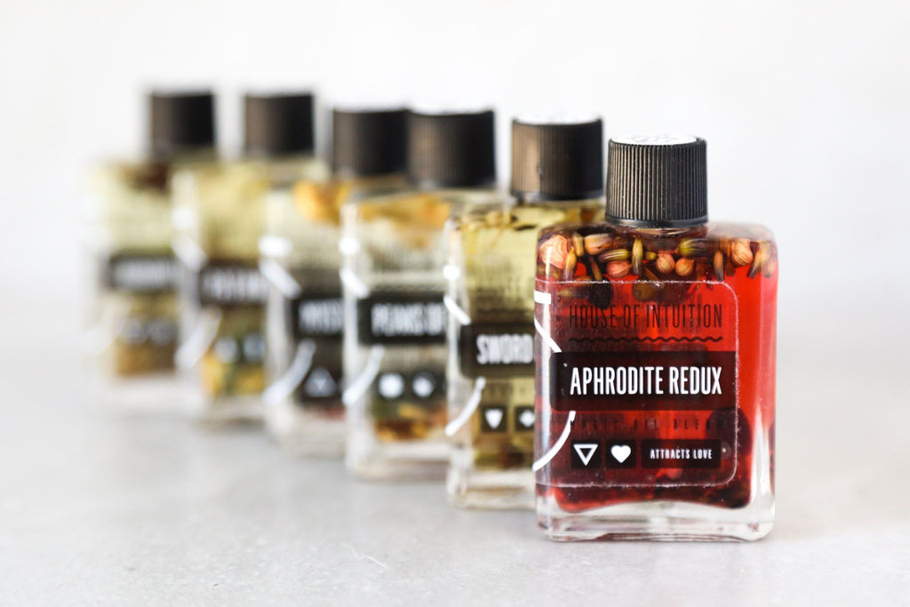 Aphrodite Redux Anointing Oil - House of Intuition