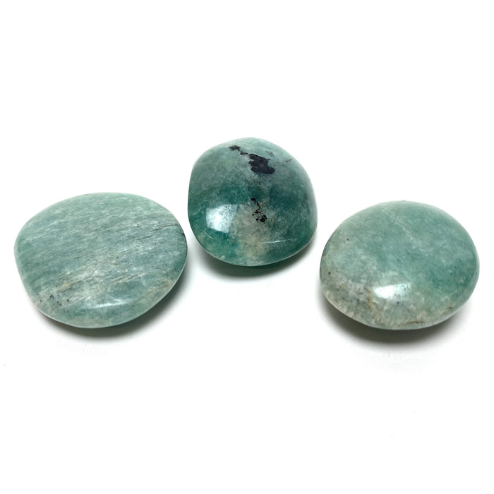 Amazonite Pillow Stone