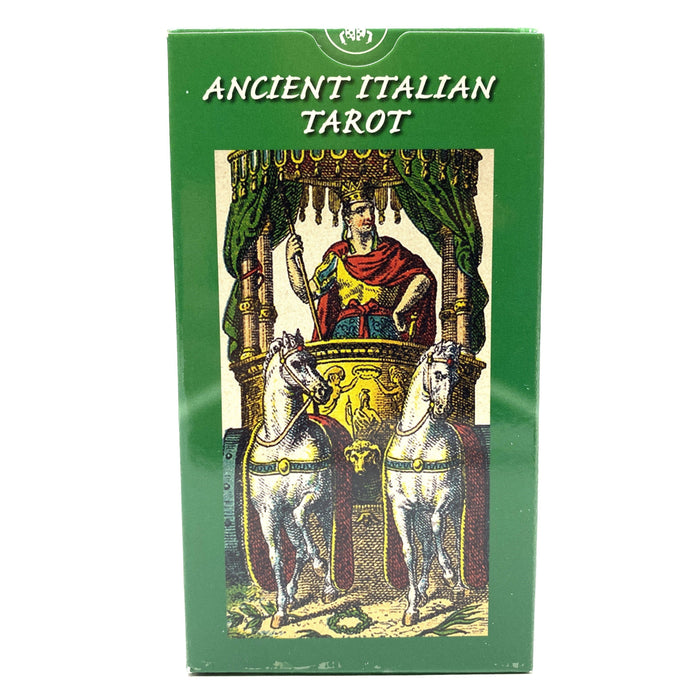 Ancient Italian Tarot Deck Cards