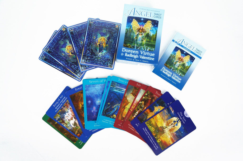 Angel Tarot Deck Cards - House of Intuition