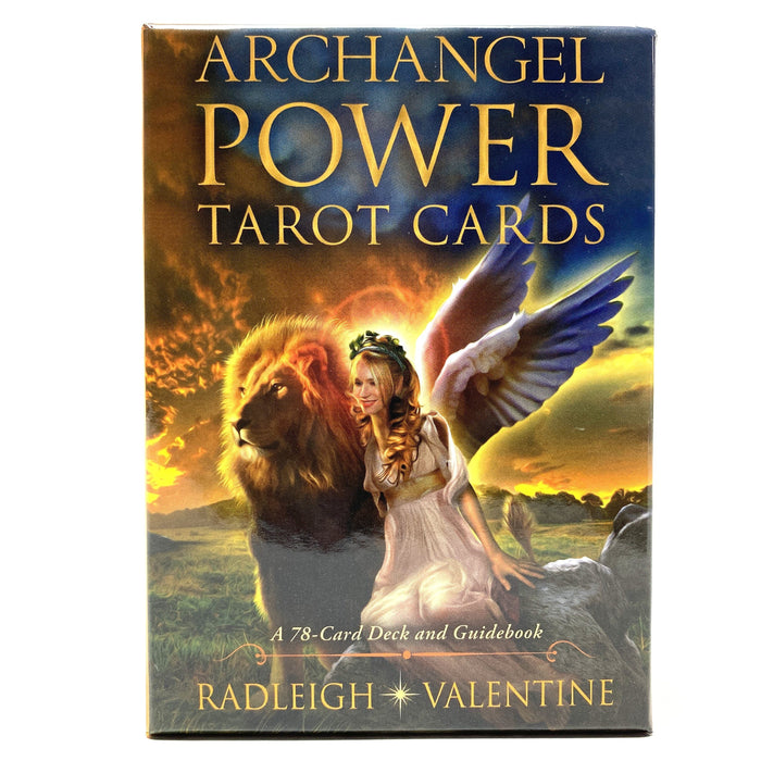 Archangel Power Tarot Deck Cards