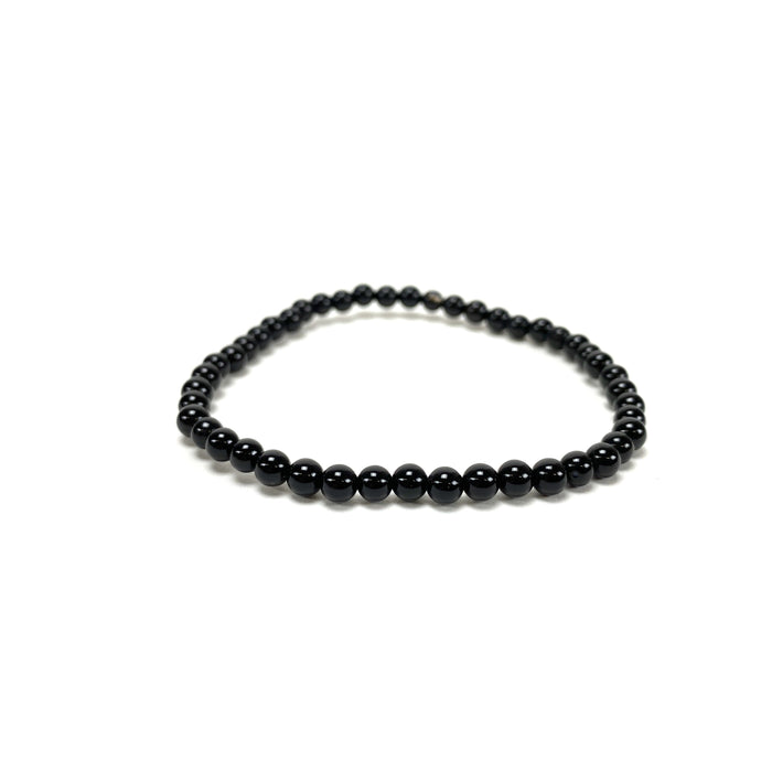 Black Agate Power Mini Bracelet