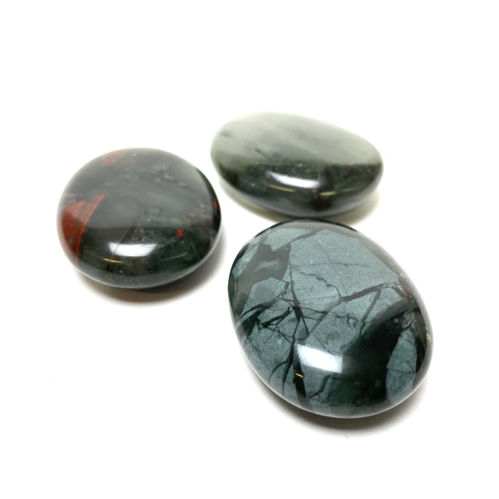Bloodstone Pillow Stones
