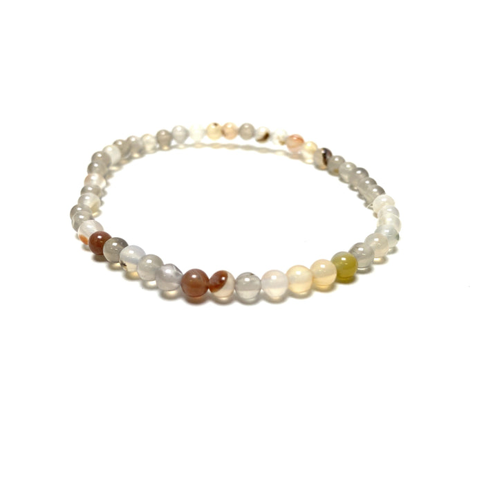 Botswana Agate Power Mini Bracelet