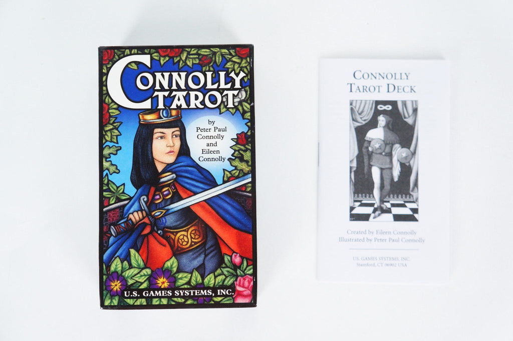 Connolly Tarot Deck Cards - House of Intuition