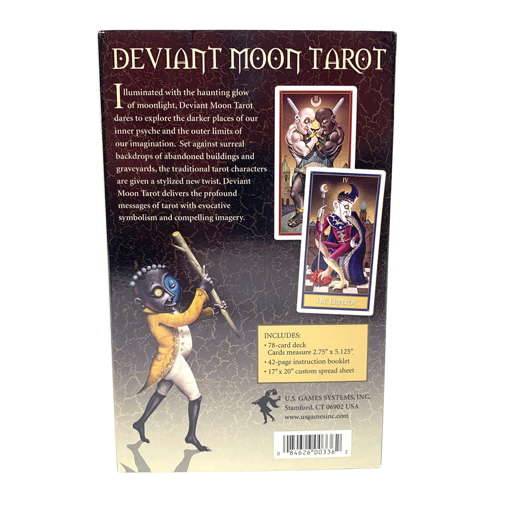 Deviant Moon Tarot Deck Cards