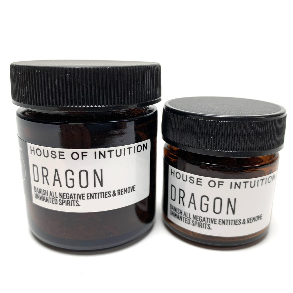 Dragons Blend Incense Blend - House of Intuition