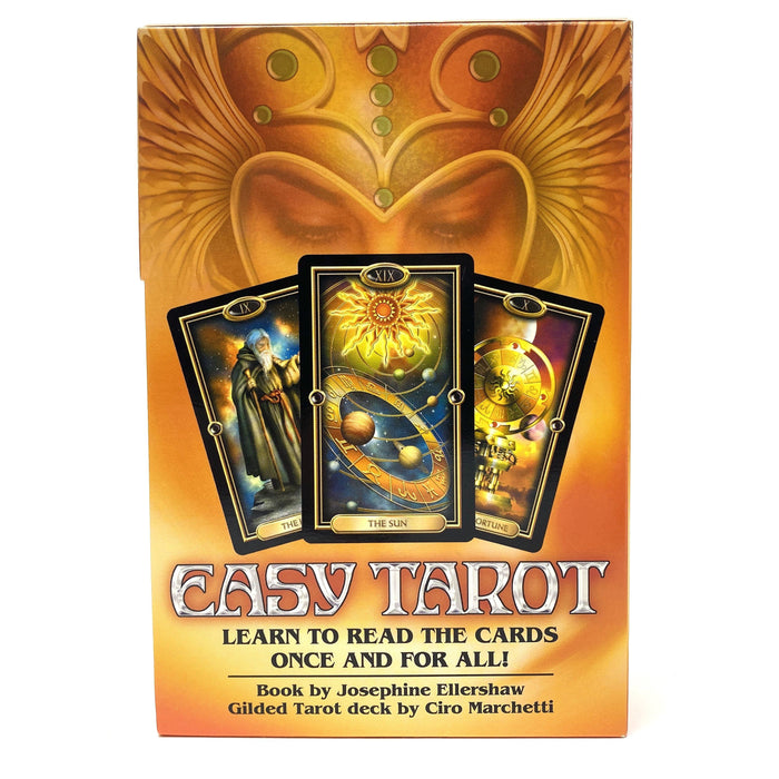 Easy Tarot and Handbook